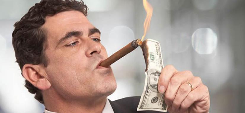 Pesquisas provam que dinheiro torna as pessoas más