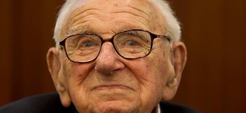 """"""" Schindler britânico """"morre aos 106 anos"""