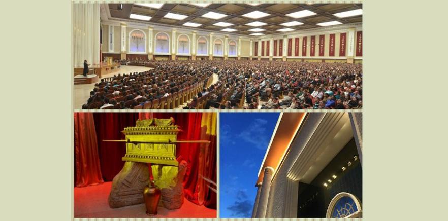 Templo de Salomão celebra um ano