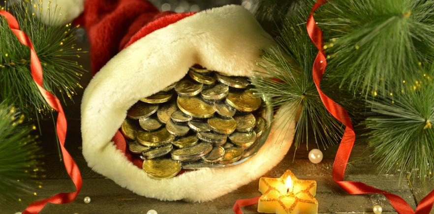 Preço do espírito natalino