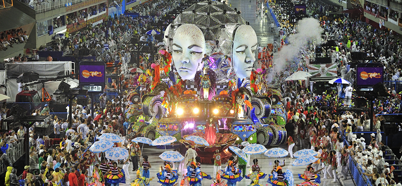 Carnaval: apenas uma fantasia