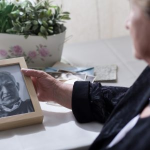 Viúva reencontra marido morto após 23 anos