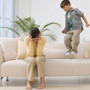 E se a desobediência for mais forte que a criança?