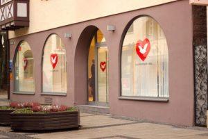 Centro de Ajuda é inaugurado em Stuttgart, na Alemanha
