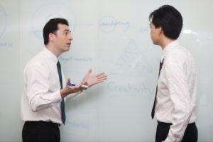 Seu chefe faz perguntas embaraçosas?