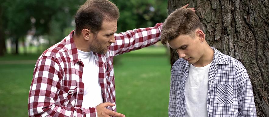 Seu filho tem confiança de se abrir com você?
