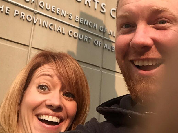 A new controversial trend is the rise - Divorce Selfies