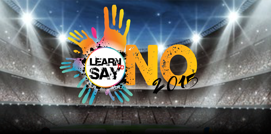 Learn to Say No: Charity Football match