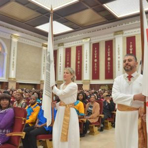 1 Year Anniversary of the Temple Celebrated in 2015