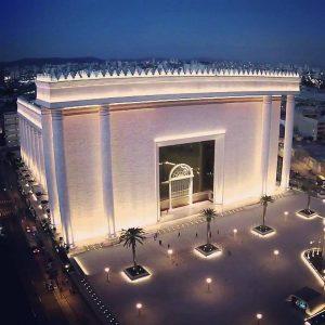 The Temple of Solomon