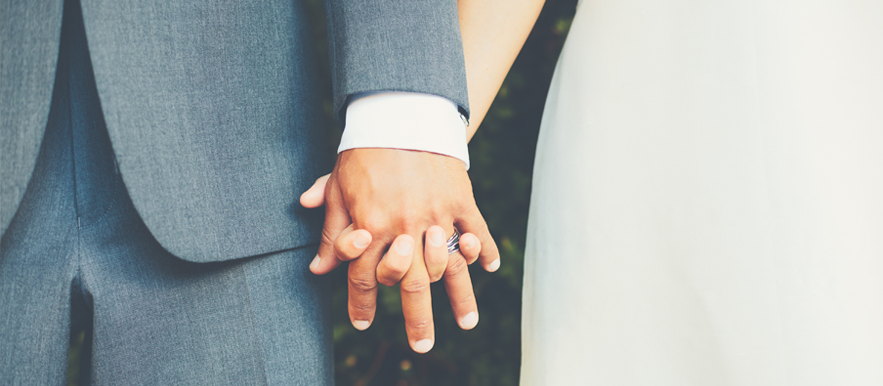 Six tips for your wedding day