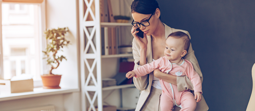 Top tips for mothers returning to work
