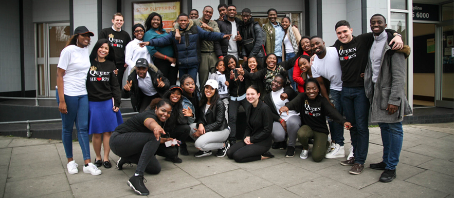 Catford youth show teaches younger ones about relationships