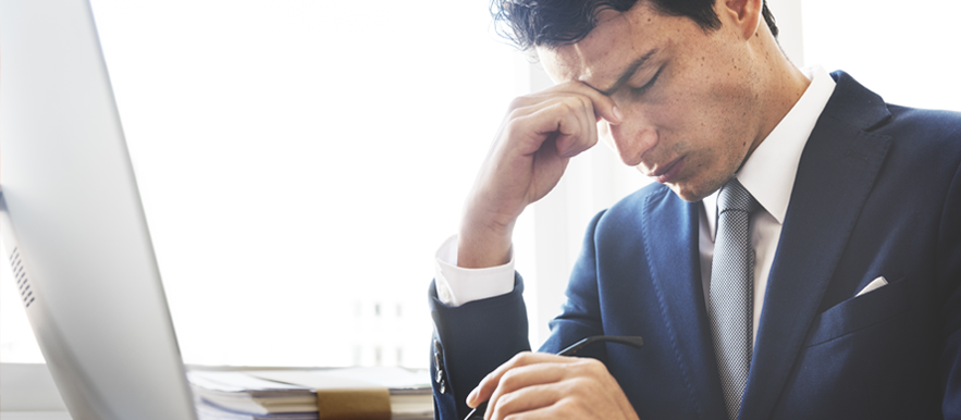 How to overcome stress at work