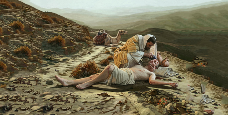 Sunday of the Good Samaritan