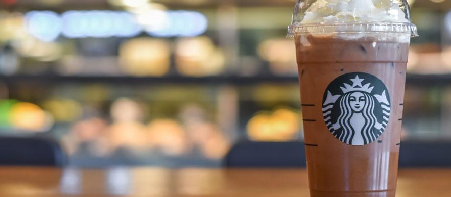 Faecal bacteria found in ice drinks in Costa, Caffè Nero, and Starbucks