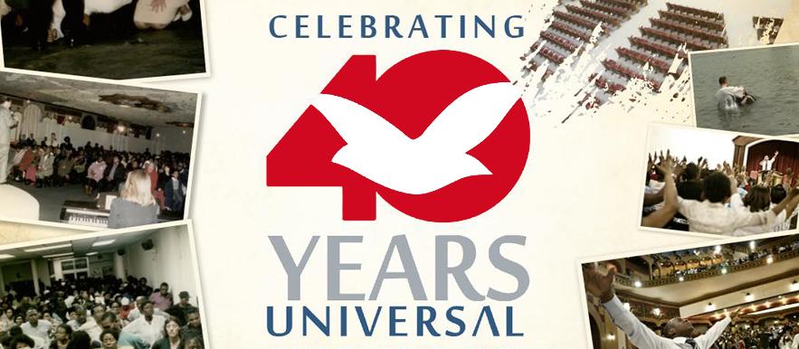 40 Years Universal