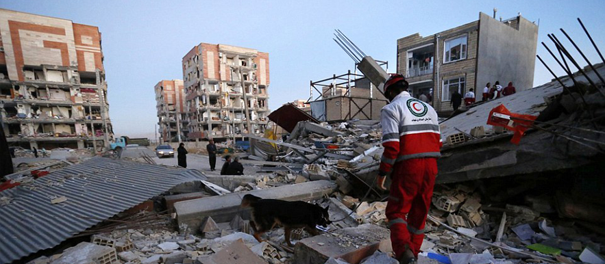 Over 500 dead as one of the deadliest earthquakes ever hits Iran