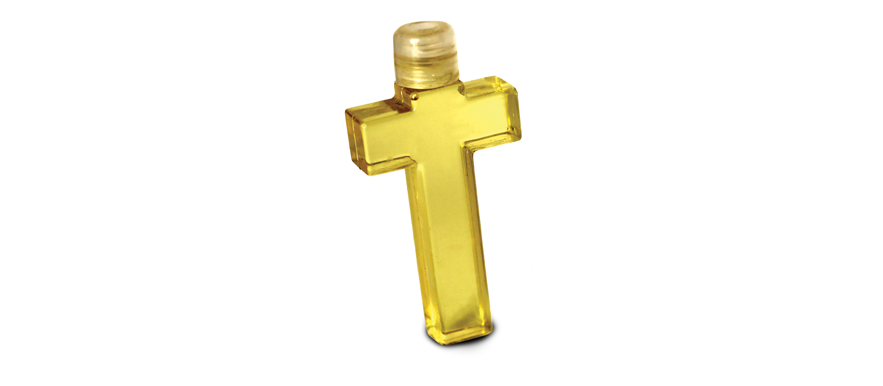 The Anointing Oil from Israel