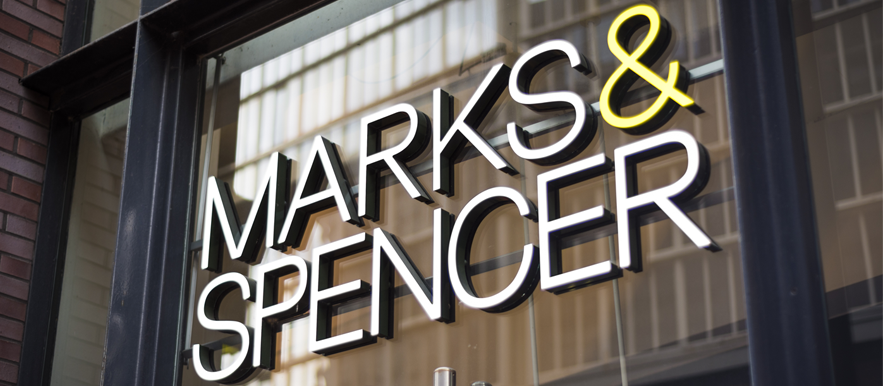 Marks and Spencer to close a dozen stores in the UK