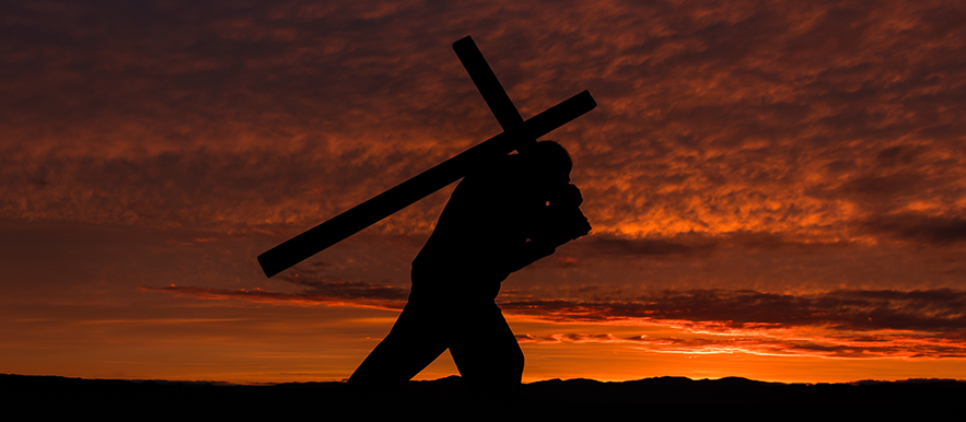 Bear your own cross