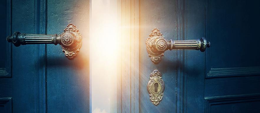 The 12 Saturdays of Open Doors