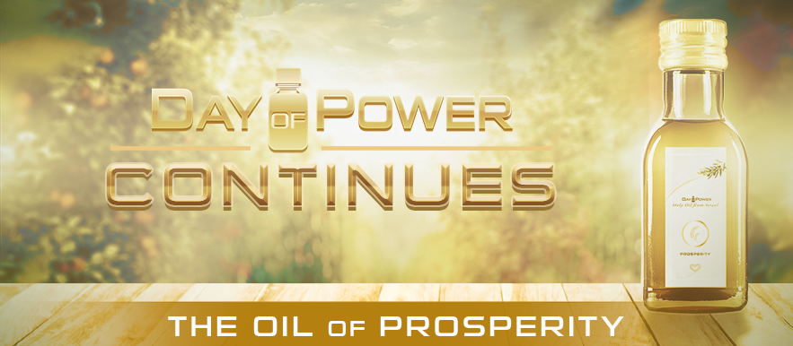 How to get the best from the Oil of Prosperity