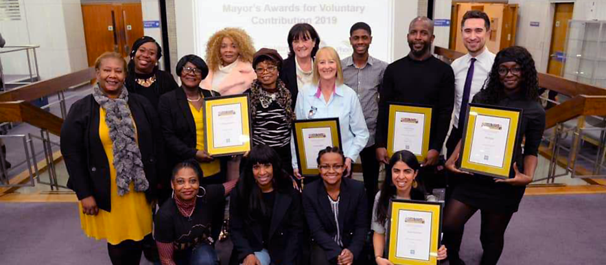 Catford Soup Kitchen wins Lewisham's 'Community Groups' award