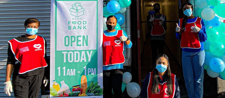 UCKG Food Bank Launches in Croydon