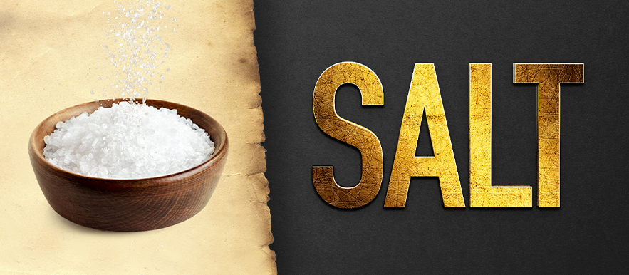 Salt: The Symbol of Flavour and Life
