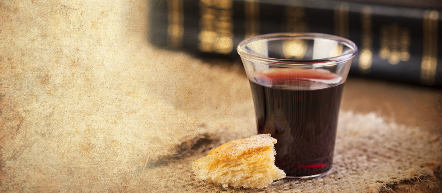 Lords Supper Web Banner