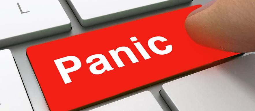 Panic Buttom