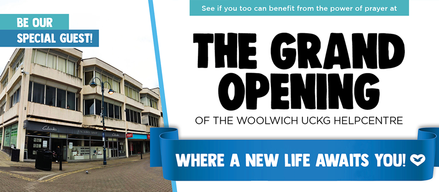 woolwich opening