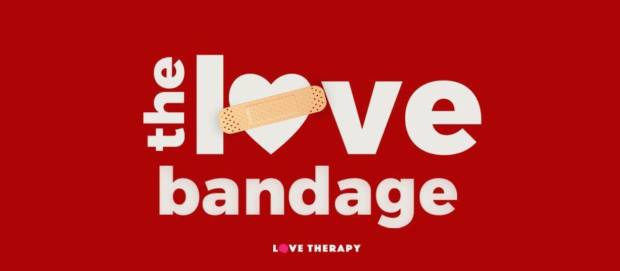 The Love Bandage Web Banner