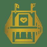 Rainbow Logo Gold copy
