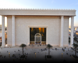 The Temple of Solomon Exhibition