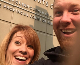 A new controversial trend is the rise – Divorce Selfies