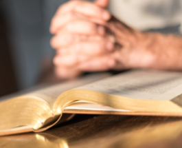 Should we only pray for Spiritual things?
